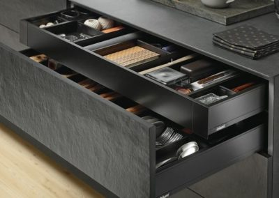 Blum Legrabox Orion Grey