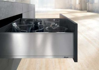 Blum Legrabox Stainless